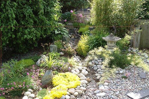 IMAGE - Japanese garden
