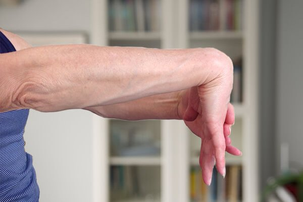 IMAGE - Wrist stretch