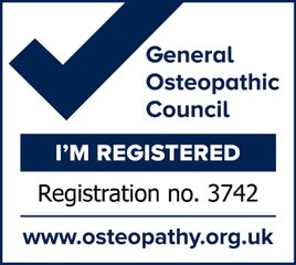 Mathew Cousins Registered Osteopath number