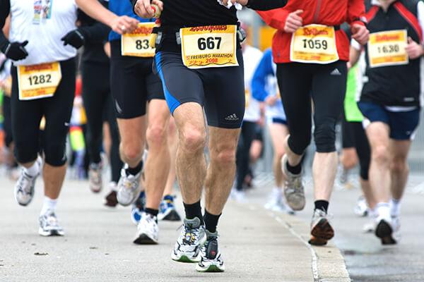 IMAGE - Marathon Runners
