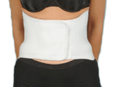 IMAGE - Sallis Lumbar Support Belt