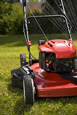 IMAGE - Lawnmower