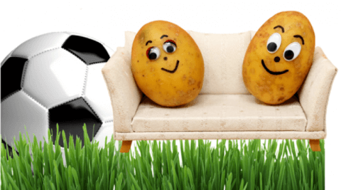 IMAGE World Cup Coach Potatoes