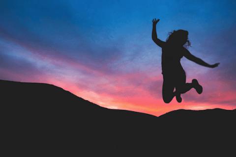 IMAGE - happy jumping