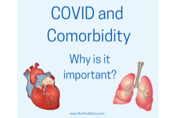 COVID & Comorbidity - why is it important?